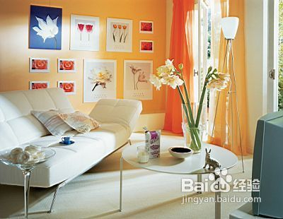 室内色彩搭配技巧