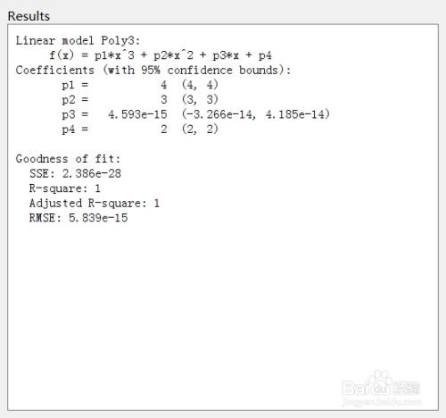 MATLAB拟合工具箱 cftool 用法及实例