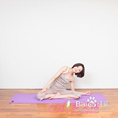 最有效的v瘦腿瘦腿瑜伽动作之瘦腰手臂瘦瑜伽教程瘦身会结扎吗图片