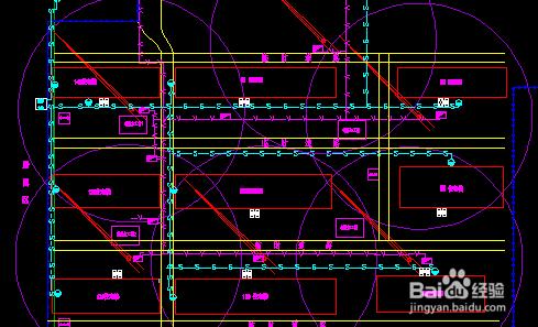 CAD绘制施工平面布置图