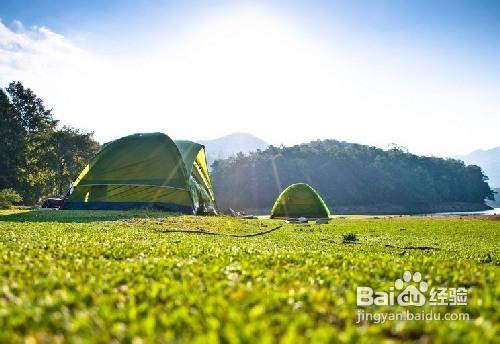 十大野外露营技巧
