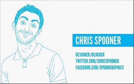 用illustrator设计个性名片图片