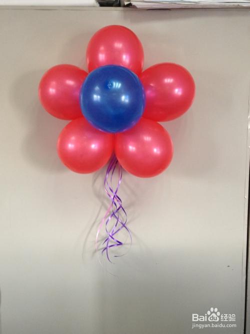 长气球编花朵图解分享_长气球编花朵图解图片下载
