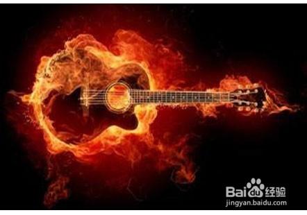 吉他入门零基础指法