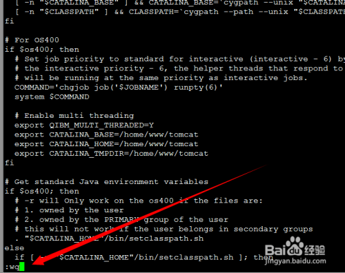 linux教程:[4]配置Tomcat开机启动