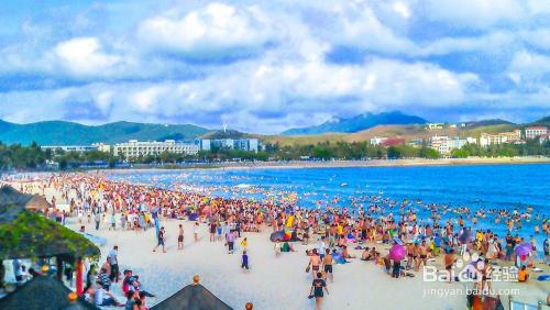海南的旅游景点介绍
