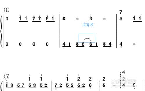 怎样快速学习钢琴简谱图片