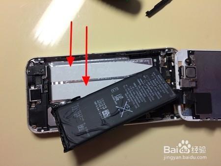 苹果5s无法连接电脑_苹果5s手机如何自拆换电池?