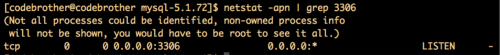 Linux MySQL免安装及配置