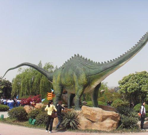 去常州中华恐龙园游玩住宿攻略