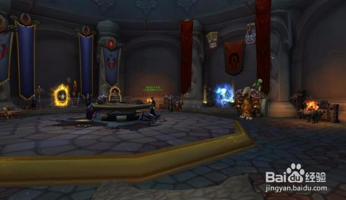 魔兽世界7.0牧师职业大厅在哪里