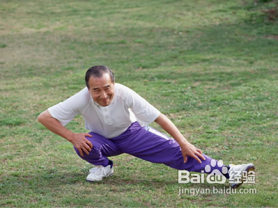 老年人运动养生有五戒