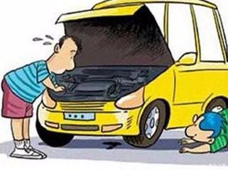 新手如何保養汽車
