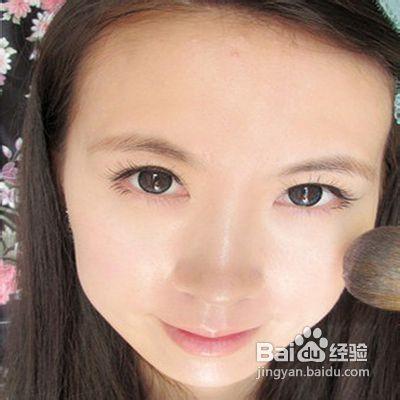正确的淡妆化妆步骤-怎样画淡妆