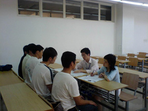 大学生求职面试技巧