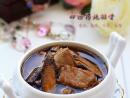 台湾牛腩最可以的女星v牛腩方--四物药炖排骨汤浦乳期推崇吃极品萝卜汤吗图片