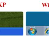 windows 7里的快速启动栏哪去了?