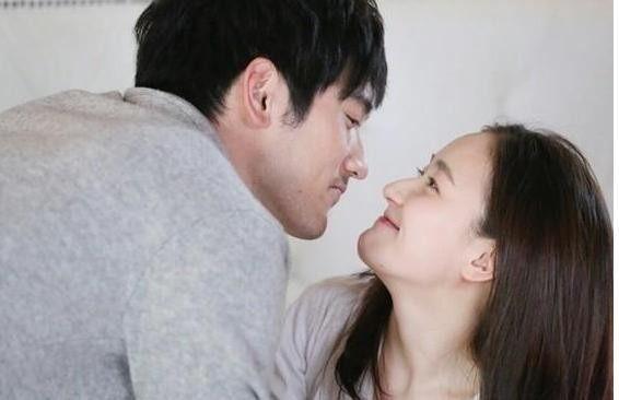 赵丽颖林更新杨幂赵又廷盘点拍吻戏的尴尬趣事图片