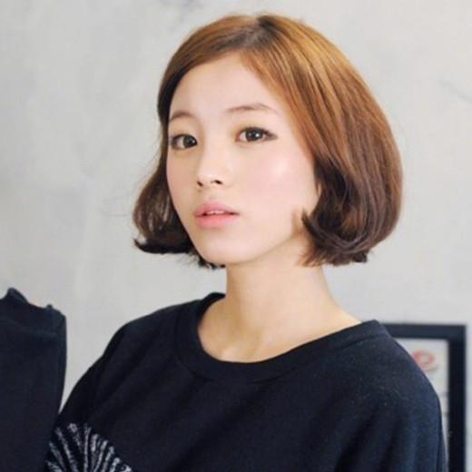 时髦短发发型图片2017,2017短头发,2017女生短发图片 - 七丽女性网
