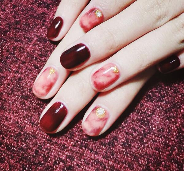 9款2017新款美甲花色,看看哪款更显手白更显纤纤玉指吧图片