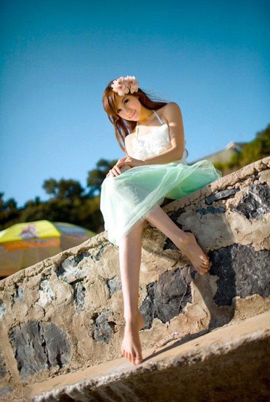 气质美女摄影show照写真集图片