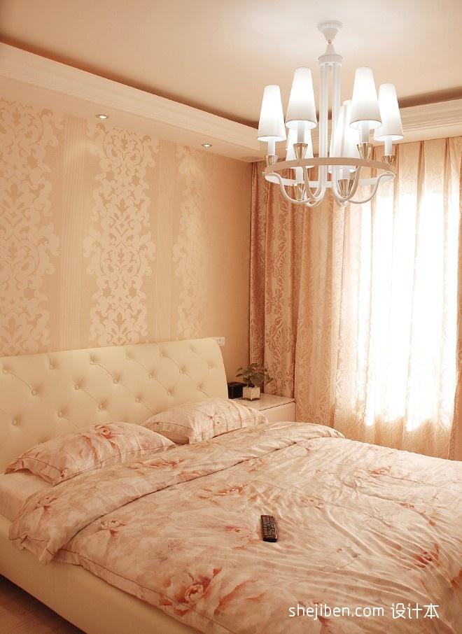 2013现代卧室吊顶装修效果图欣赏 高清图片