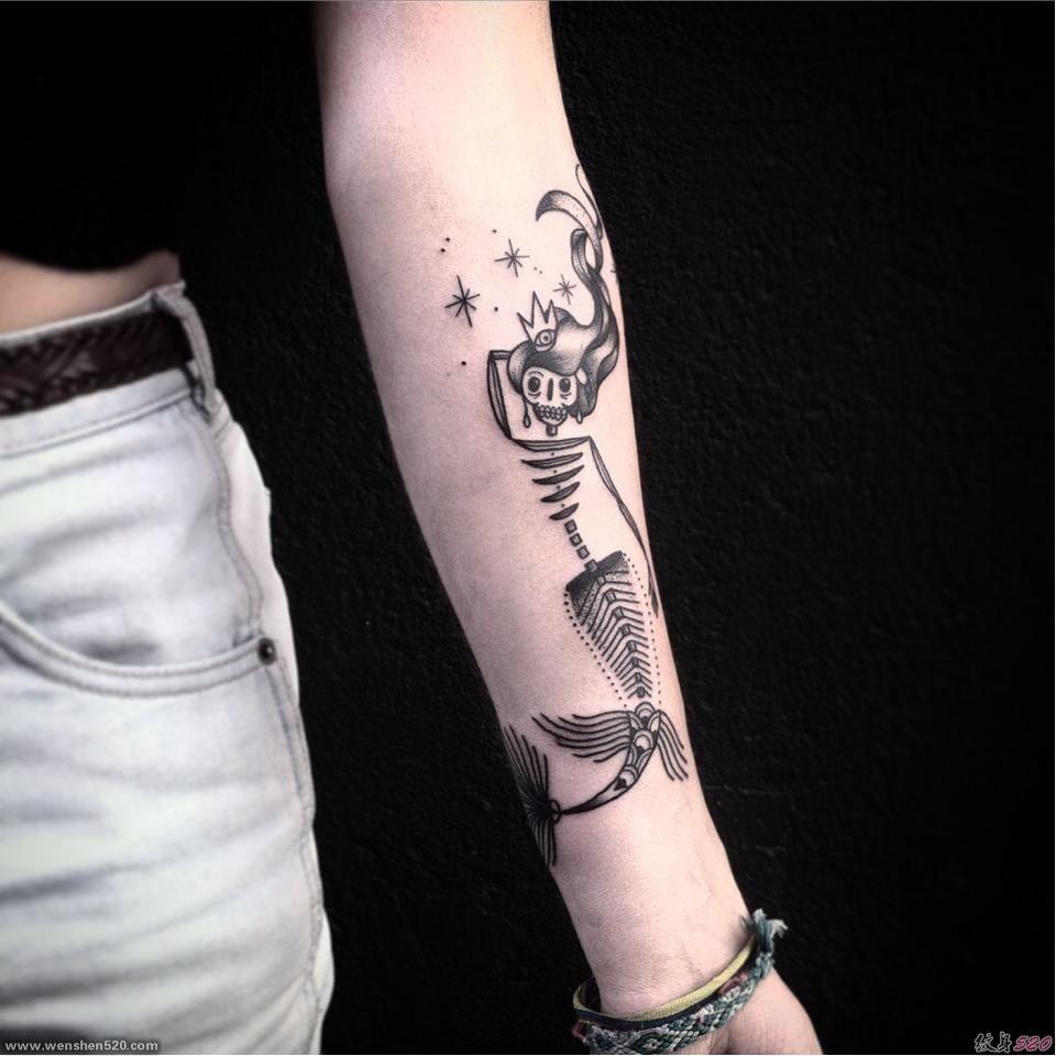 男士小纹身图片大全 潮流纹身图案大全男 男士好看图片