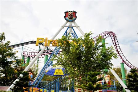 【体育中心/天河城/跑马场】南湖游乐园图片