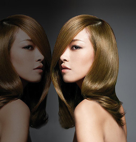 上海托尼盖发型图片展示