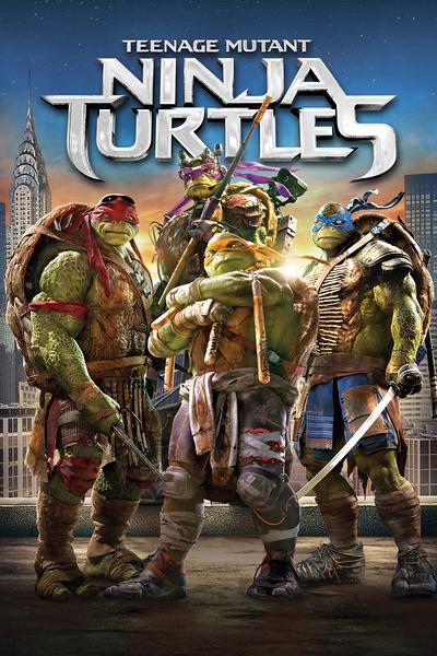 忍者神龟:让无敌神龟为女神送行