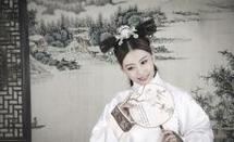 时尚中国风古装摄影