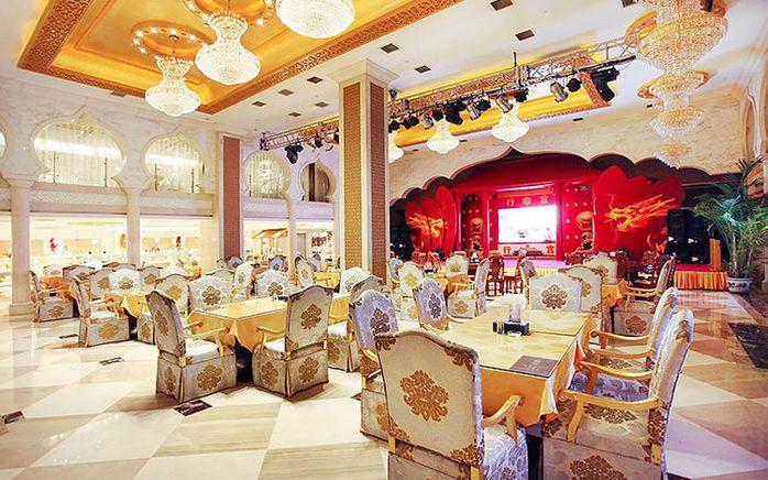 北京行宫国际酒店-温泉演