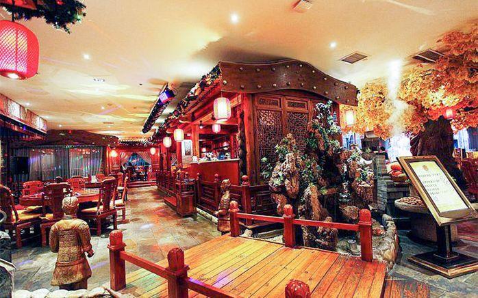 北京行宫国际酒店-自助餐
