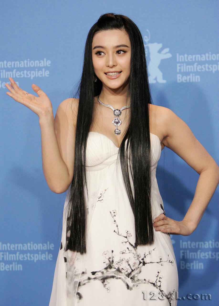 中国现代十大美女