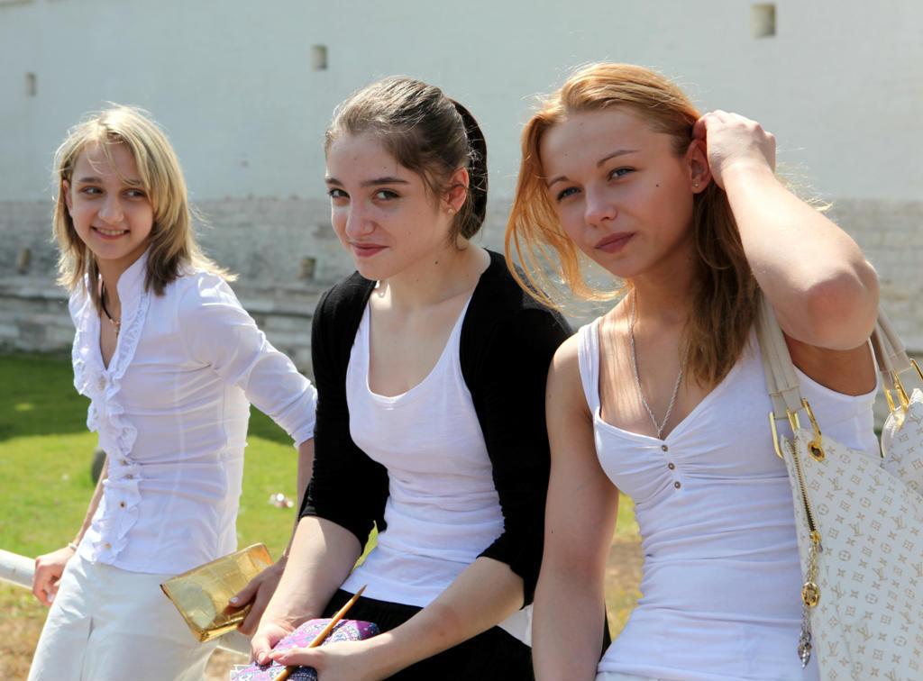 俄罗斯体操小美女科莫娃