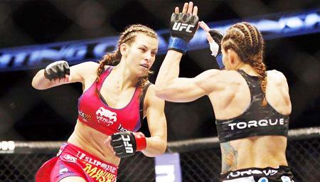 这种女子格斗比赛比男子的要好看十倍 有人信吗?