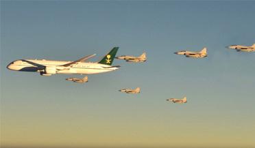 大阵仗!沙特王储访巴基斯坦