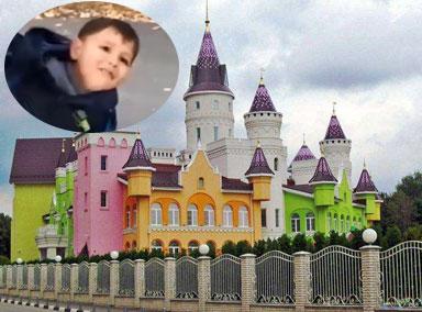 俄罗斯男孩不想上学求救路人