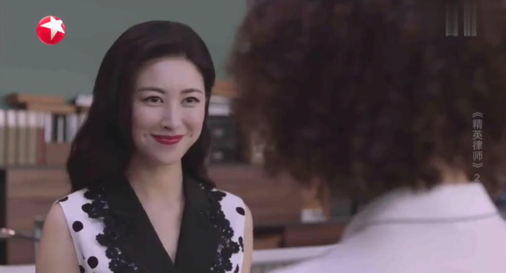 《精英律师》-第2集精彩看点 栗娜为戴曦解围