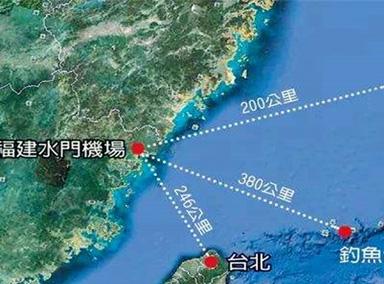 解放军扩建沿海空军基地