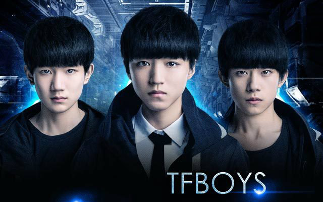TFBOYS新曲《未来的进击》MV 好听到爆