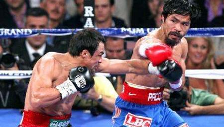这一拳结束了十年的恩怨!帕奎奥vs马奎兹