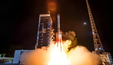 中国最大火箭研制基地第200次发射
