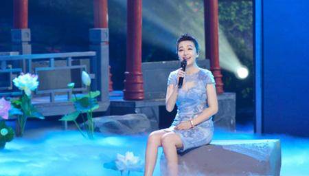 江珊 - 梦里水乡 - 跨界歌王现场版