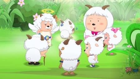 喜羊羊与灰太狼之竞技大联盟