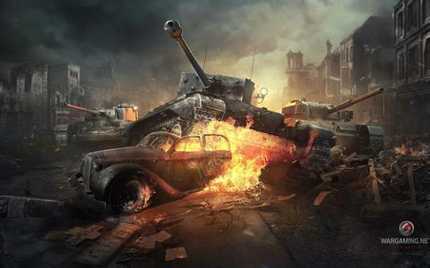 王者归来 《坦克世界》全新内容首曝光