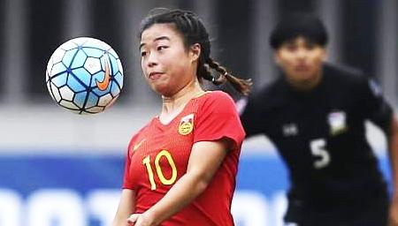 U19亚锦赛中国女足0-5日本 将与澳大利亚争第三