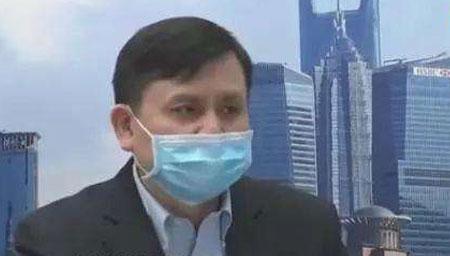 张文宏采访再飙金句