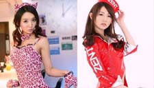日本女星小野乃乃香制服写真 亮瞎眼