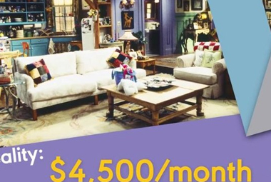 美剧里的那些纽约公寓真正值多少钱?